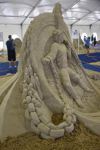 Sand Sculptures 2015 125