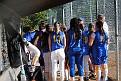 Deanna's first 14U softball game - May 30, 2012