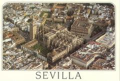 41 - SEVILLA - La Giralda y La Catedral