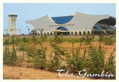 Gambia - Banjul International Airport