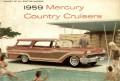 1959 Mercury, Brochure. 01