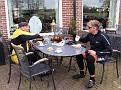 """Koffie met Appelgebak"" im Café Portmann"