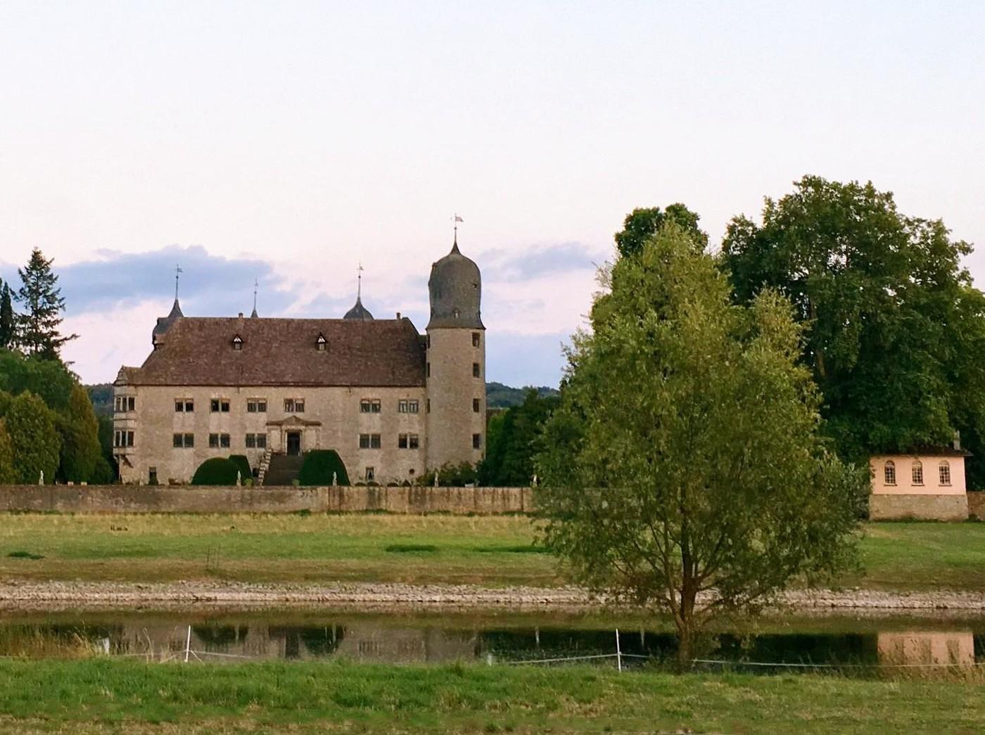 Wasserschloss Hehlen