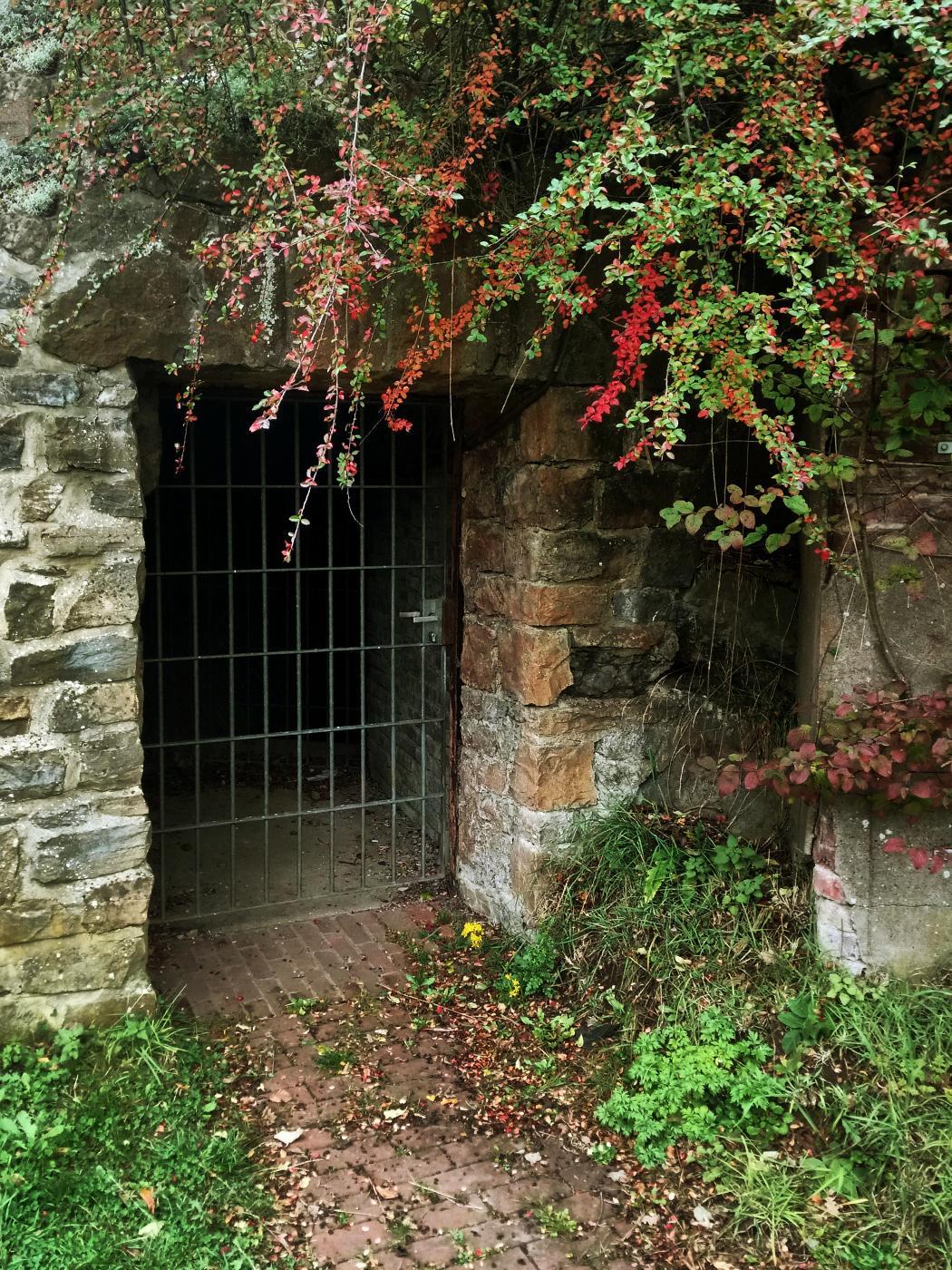 Grubenöffnung