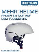 Mehr Helme finden Sie nur auf dem Todesstern