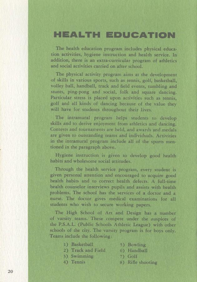 Student Handbook Page 20