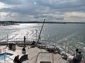 Aboard Boudicca's Stern Decks