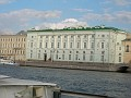 Saint Petersburg - palace from the boat