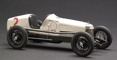 Frank Lockhart, Miller 91, 1926 Indy 500 Winner