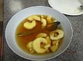 Яблоки в кальвадосе