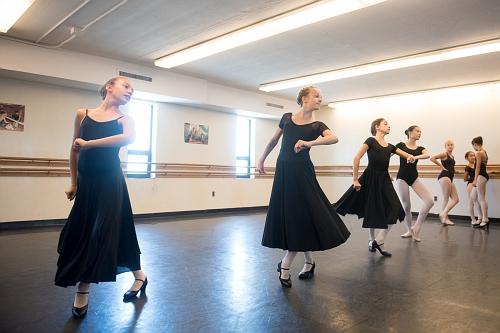 Brighton Ballet Practice DG-170