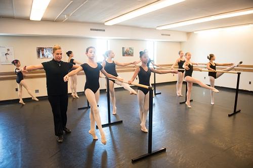 Brighton Ballet Practice DG-61