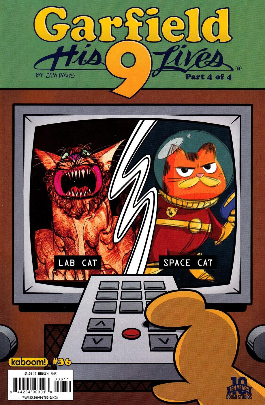 Garfield #36