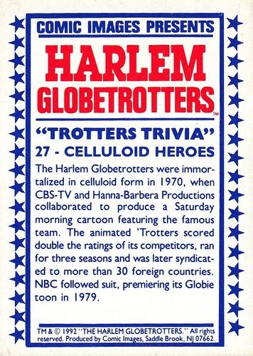 1992 Harlem Globetrotters #27 (2)