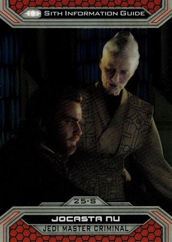 Chrome Perspectives Jedi vs  Sith #25S (1)