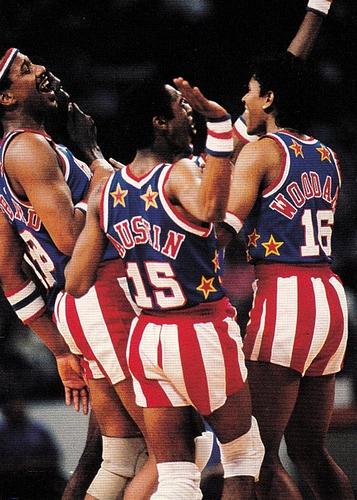 1992 Harlem Globetrotters #79 (1)