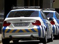 South Africa Police BMW