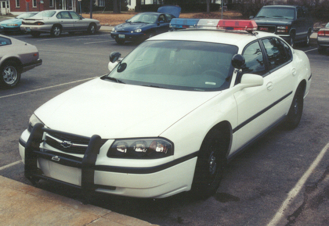Misc - Chevrolet Impala Demonstrator
