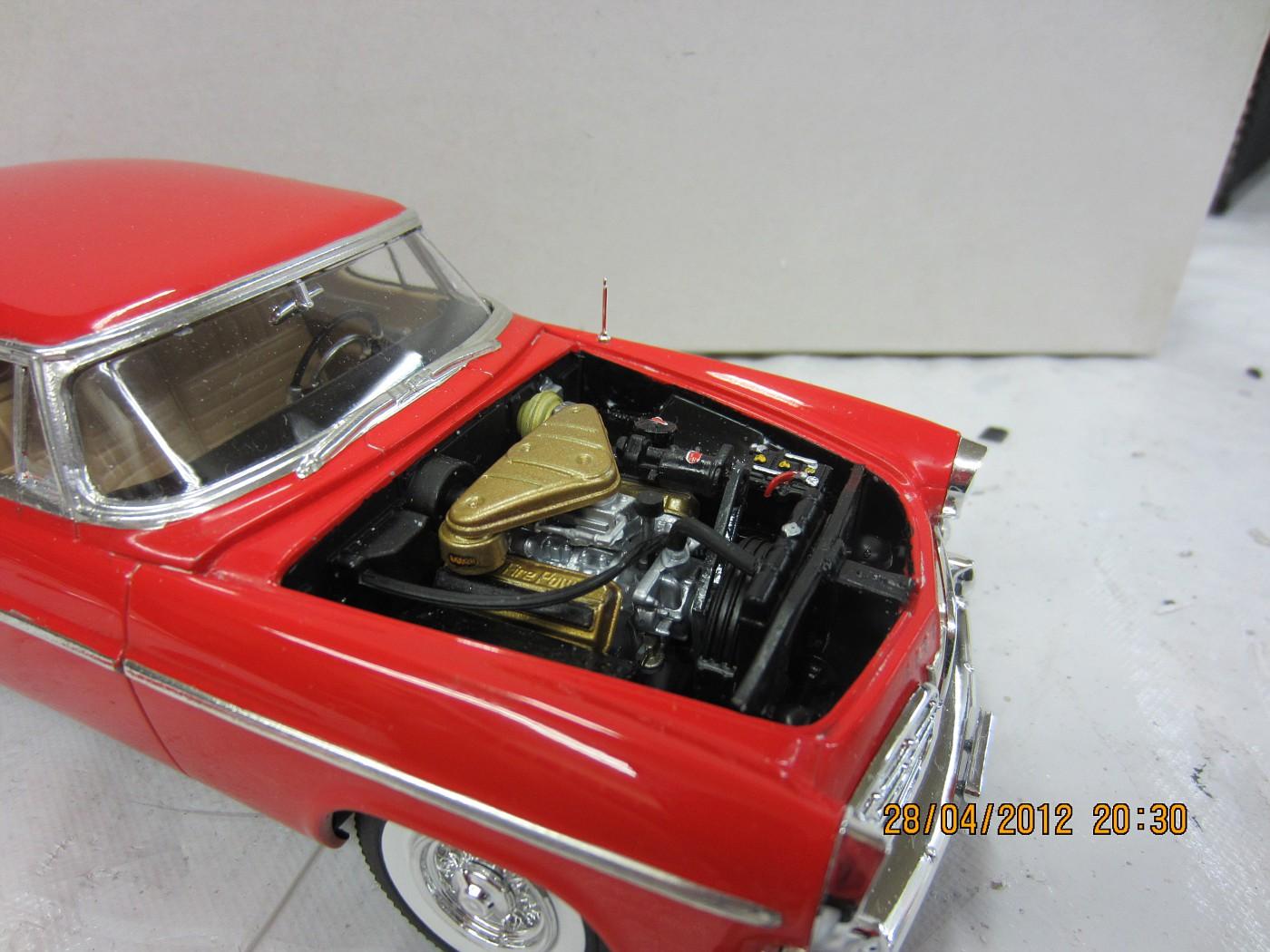 Ma Chrysler 300C 1955, prête à prendre la route! 9-vi