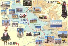 Bolivia - TITICACA LAKE NS