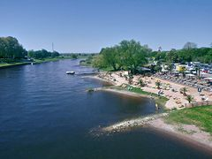 Strandbad an der Weser
