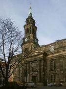 Turmbesteigung der Kreuzkirche