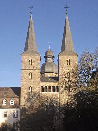 Abteikirche Marienmünster