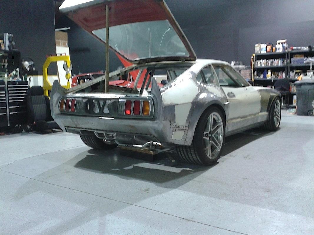 Mustang II RestoMod MII02-vi