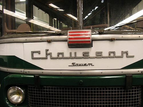 Paris Bus Museum