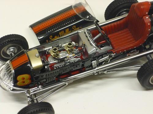 Kurtis midget racer from revell