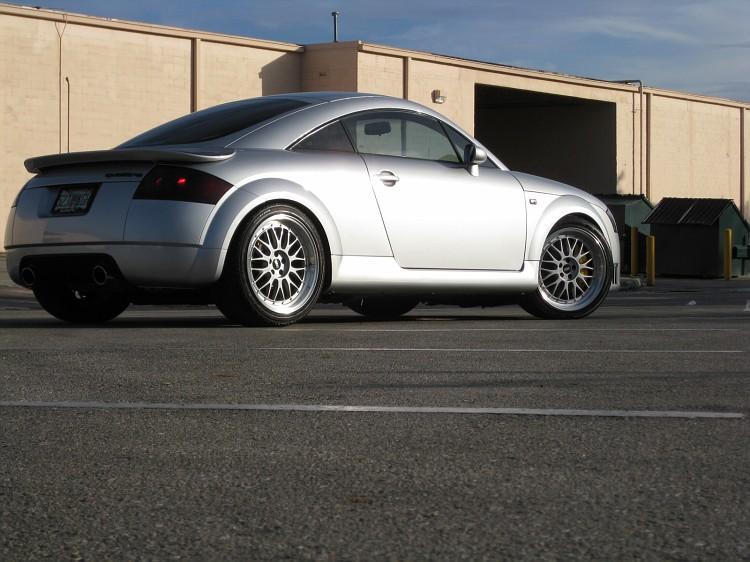 Audi tt bbs lm