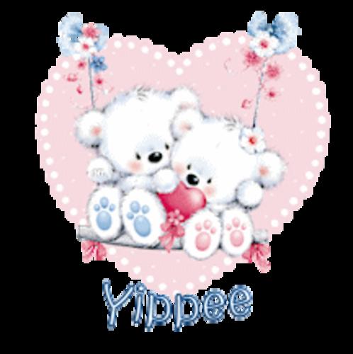 Yippee - ValentineBearsCouple