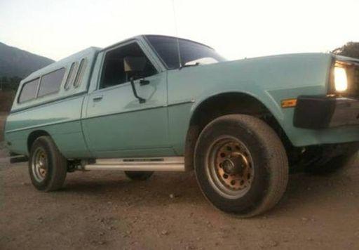 1983 Mitsubishi Truck