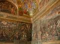 Paintings in Vatican Museum