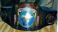NECW title