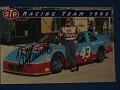 Bobby Hamilton & the #43 car