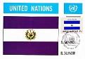 01- El Salvador Flag