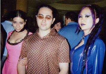 Armen Ovsepyan and models