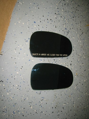 TT mirror replacement 003