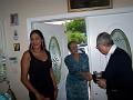 Marie Francoise Cassagnol Qualo, Mrs Lili Brun Cassagnol, Mr Georges Nader