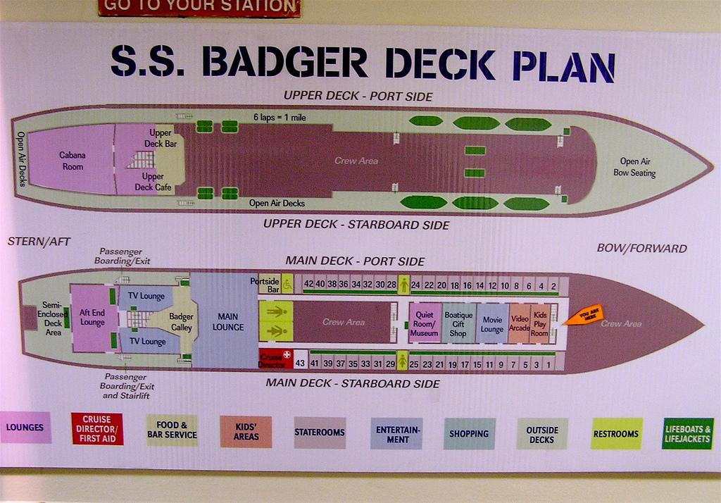 Deck Plan Ms Carnival Valor Unbegrenzt Gltig