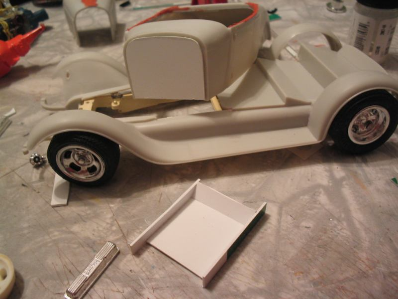 a quick how to scratch built 39 29 ford hotrod firewall pics scale auto magazine for. Black Bedroom Furniture Sets. Home Design Ideas