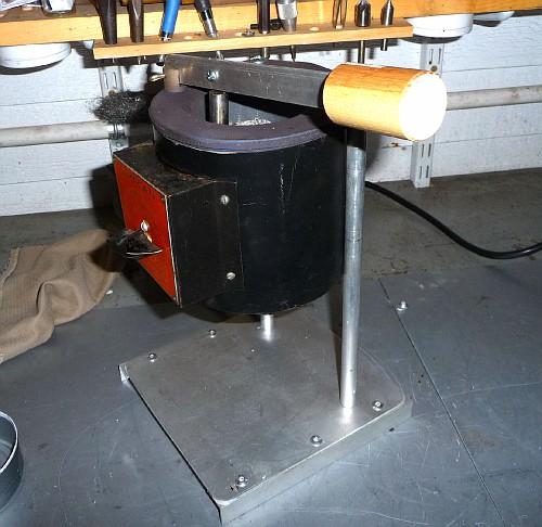 Bullet Casting Furnace Rebuild | RVB Precision
