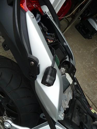 BMW 2007 K1200R Sport