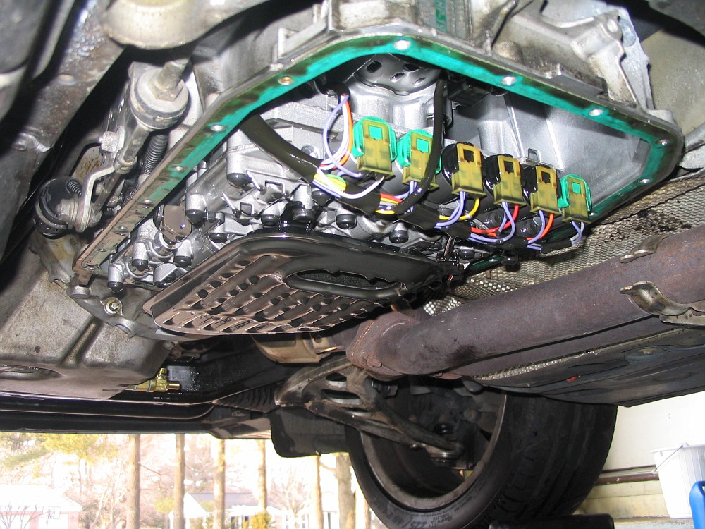 The E46 Common Oil Coolant Fluid Leaks W Pics And Part