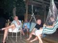 Mark, Joe, Ben & Linda wind down
