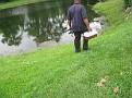 Fishing Sparks Md pond (6)
