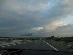 005 The motoway to Praha
