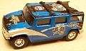 NBA-Fleer Hummer H2 Orlando Magic
