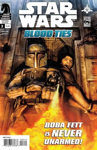 Blood Ties #3